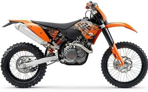 2008 Ktm 450 Exc R Specs Ktm 450 Exc R Pictures Specifications And Reviews
