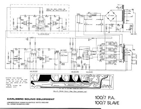 pa diagram schematics