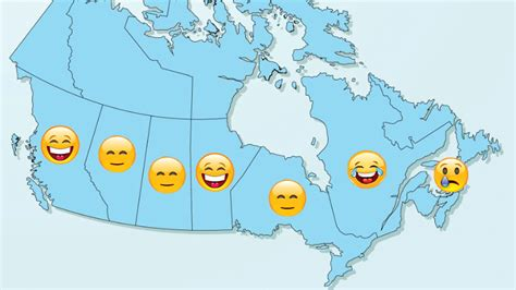 Scary Home Decor by B C And Quebec Are The Happiest Provinces In Canada But