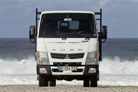 truck mitsubishi canter fuso canter 2014 trucks now with ecofficiency
