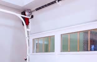 Garage Door Lifter High Lift Garage Door Conversion For Car Lift
