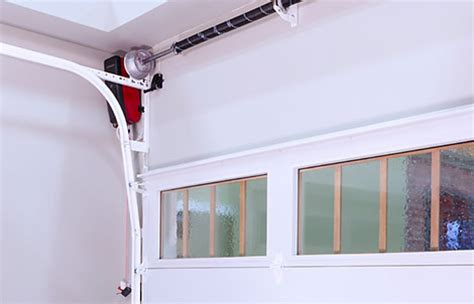 High Lift Garage Door Conversion For Car Lift High Lift Garage Door Conversion