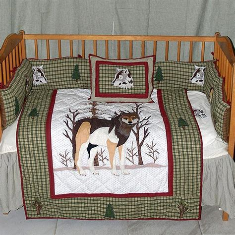Cabin Crib Bedding Call Of The Crib Bedding Sets Cabin Place