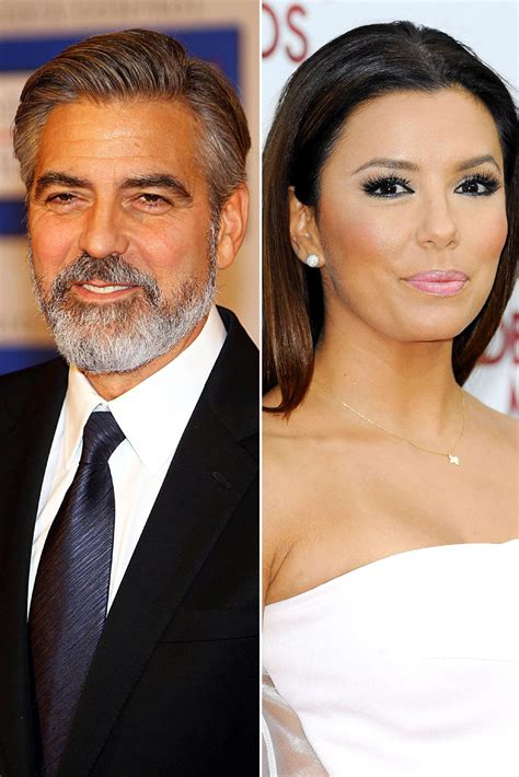 And George Clooney Might Be Dating by George Clooney Secretly Dating Longoria