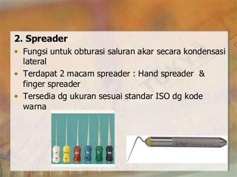 Finger Plugger Jarum Endo endodontic 8