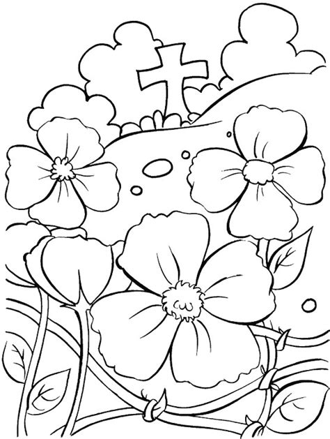 poppy wreath coloring page free coloring pages of remembrance day wreath