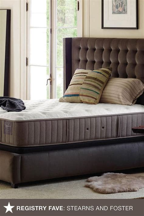 Stearns And Foster Ultimate Bedroom Sweepstakes - 25 best ideas about stearns and foster mattress on pinterest mattress toppers and