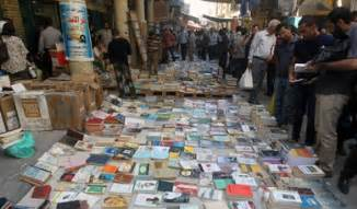 New age islam over 100 000 manuscripts books burnt by isil across
