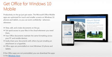microsoft office free mobile 6 ways you can use microsoft office for free make tech