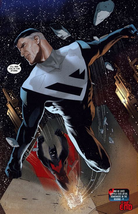 superman beyonds costume superman comic vine