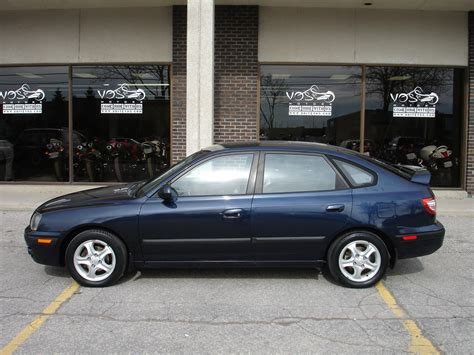 2004 Hyundai Elantra Gt by 2004 Hyundai Elantra Gt Vos Motors Used Car For Sale