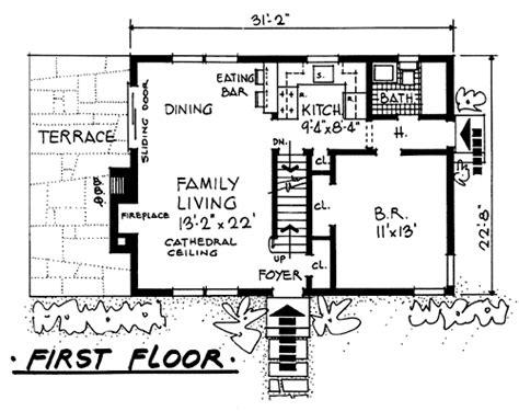2 bedroom retirement house plans plan 5142 retirement