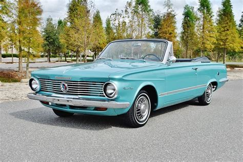 1964 plymouth valiant for sale 1964 plymouth valiant convertible for sale