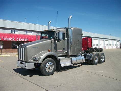 Used 2008 Kenworth T800 For Sale Truck Center Companies
