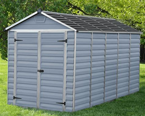Resin Sheds On Sale by Plastic Sheds Top 10 Plastic Sheds For Sale In Uk Reviewed