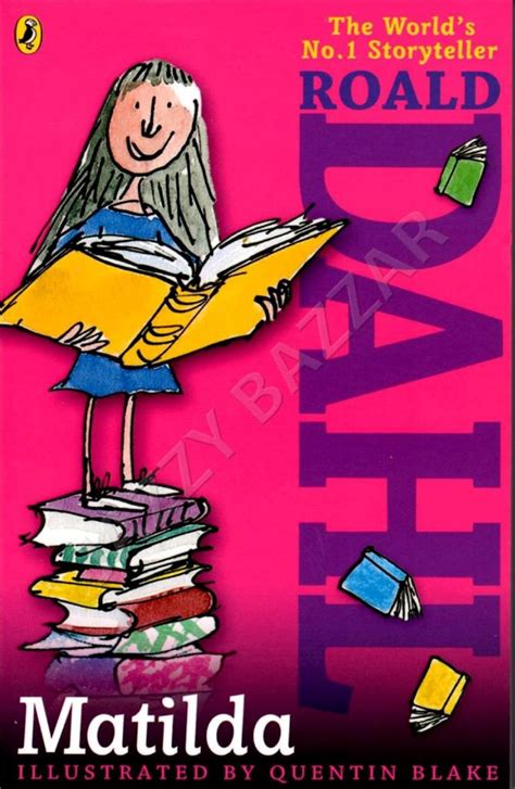 pictures of matilda the book roald dahl collection phizz whizzing 15 classic books box
