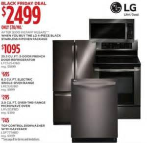 black friday kitchen appliances jcpenney black friday deals 2016 full ad scan the