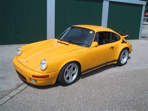 porsche ruf yellowbird r t tuner supercar comparo ruf yellowbird 911 still a