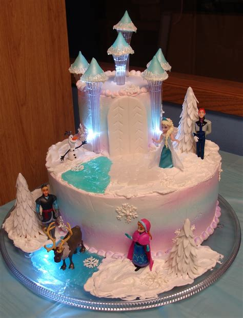 disneys frozen cakecentralcom