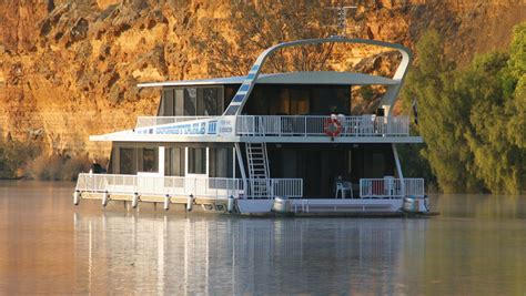 unforgettable house boats unforgettable 3 at mannum houseboat hirers association