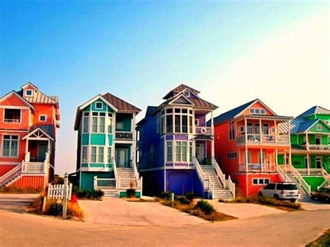 colorful beach houses colorful beach houses beach houses cottages huts and