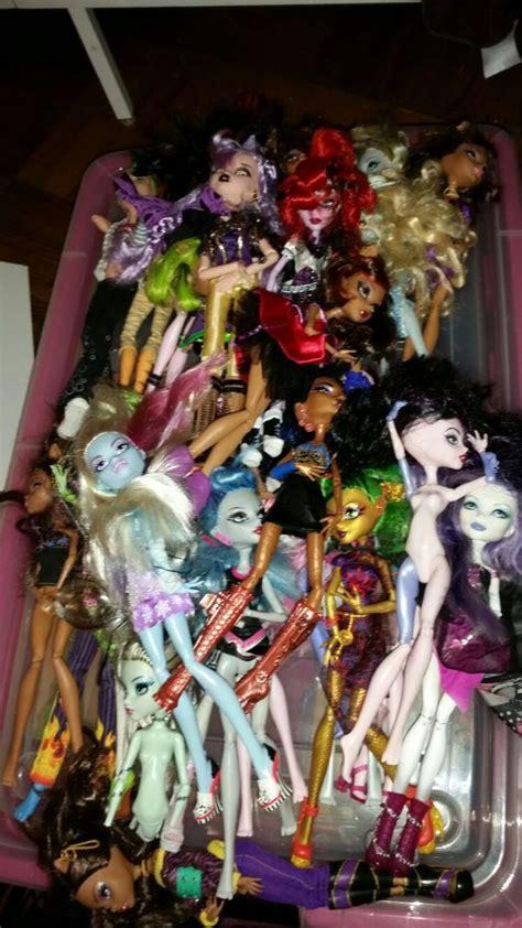monster high dolls galore    sale  brooklyn