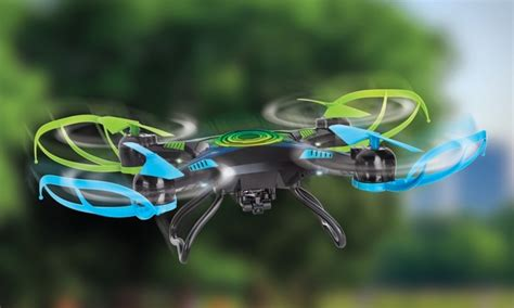 sharper image rc camera drone groupon
