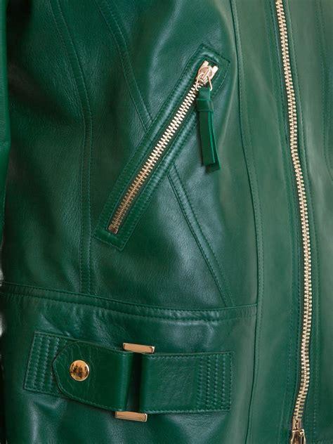 Roberto Cavalli 51130 Leather Semprem leather jacket by roberto cavalli leather jacket ikrix