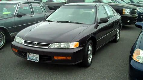 honda accord sedan 1997 1997 honda accord sedan