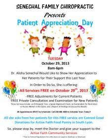 nurses week flyer templates patient appreciation day