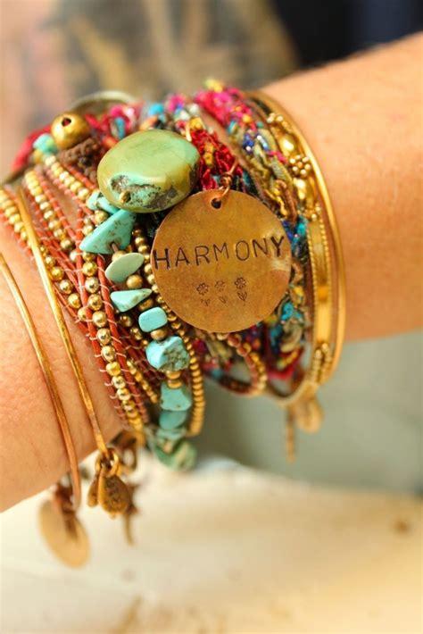 Tasseled Layered Bracelet 143 best boho jewelry images on necklaces diy