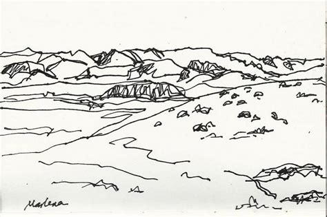 Sketches Grassy Land by Wallace Stegner House The Prairie Line