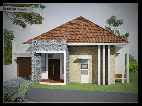 desain gapura sederhana desain rumah sederhana modern rumah design