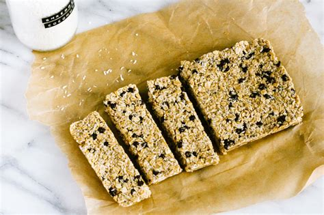 Shelf Of Granola Bars by Make Your Own Granola Bars For Better Health And Better