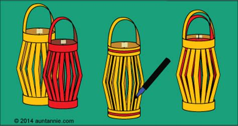 How To Make A Lantern Out Of Paper - how to make paper lanterns diy decorations