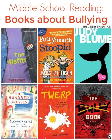 picture books about bullying books about bullying for middle school the evolution