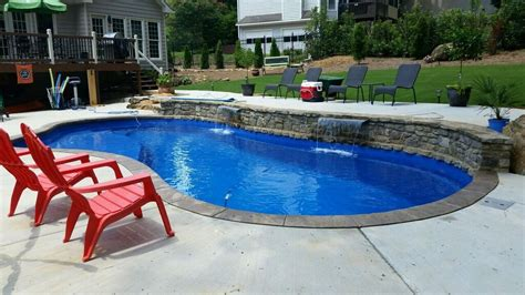 lowe s kentucky custom inground pool installers lowe pools kentucky