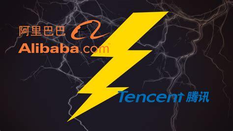 alibaba vs tencent alibaba mit gro 223 en schritten 252 berholt deshalb ist das