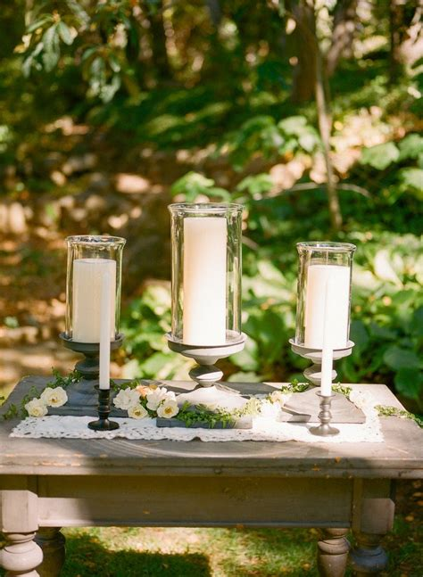 Wedding Ceremony With Unity Candle by Best 25 Unity Candle Ideas On Wedding Ideas