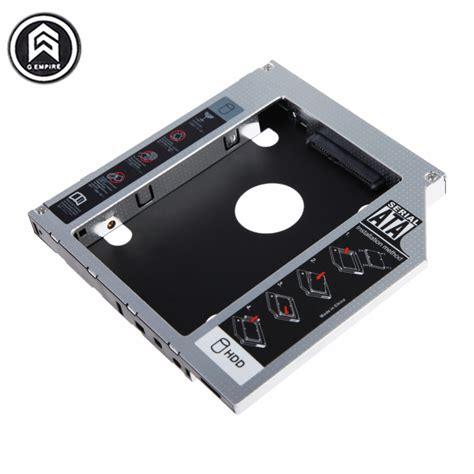 Hdd Caddy Laptop 12 7 Sata universal 2 5 quot 12 7mm ssd sata to sata disk drive hdd caddy adapter bay external 3 0