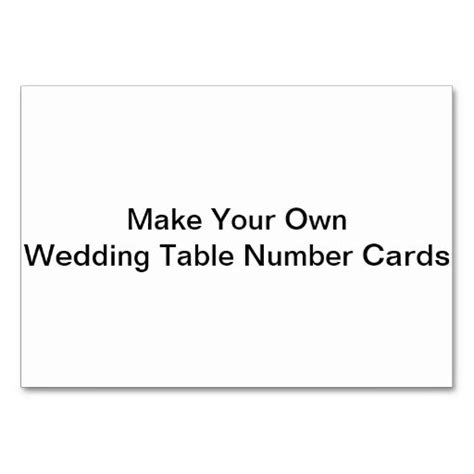 make your own business card free printable place cards template tags 187 printable place