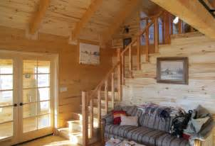 small log home interiors small log cabin interiors