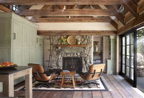 Rustic Cottage Interiors by Charming Rustic Cottage Inspired By Tales