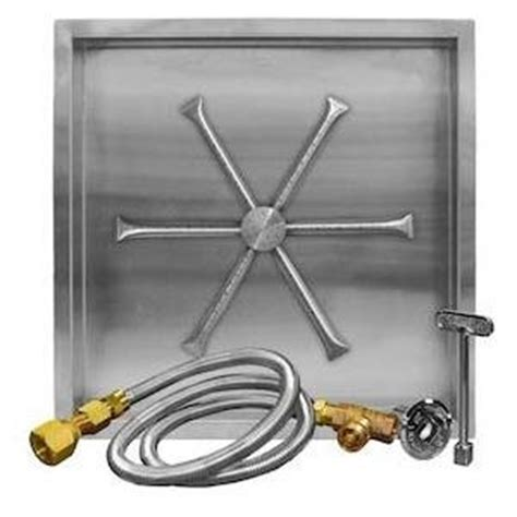 firegear 20 inch square burning spur