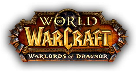 world of warcraft patch logos world of warcraft warlords of draenor wowwiki fandom