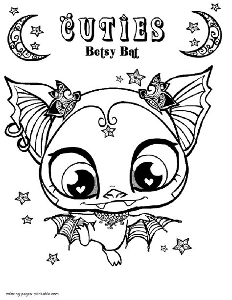 lps peacock coloring page cuties coloring pages littlest pet shop colouring lps