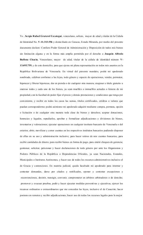 ejemplo de poderes especiales ejemplo de poderes especiales colombia exporta e importa