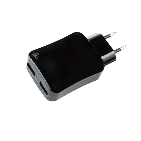 Baru Travel Charger Tab 2 Samsung 2a Black Original behello travel charger 2 usb 4 2a black vodafone