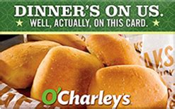 Where To Buy O Charley S Gift Cards - buy o charley s gift cards raise
