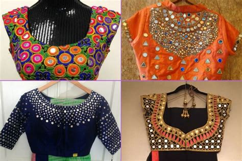 pics of designs 23 best pics of rajasthani mirror work blouse designs